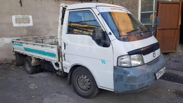 Продам Mazda Bongo - Mazda Bongo, 2001 - Бортовые грузовики в Красноярске