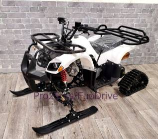 GES Snow ATV 125, 2019. исправен, есть псм\птс, без пробега