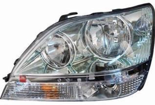 Фара Toyota Harrier/Lexus RX300 97-03 светлая