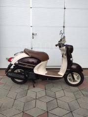 Yamaha Vino. 50куб. см., исправен, без птс, без пробега