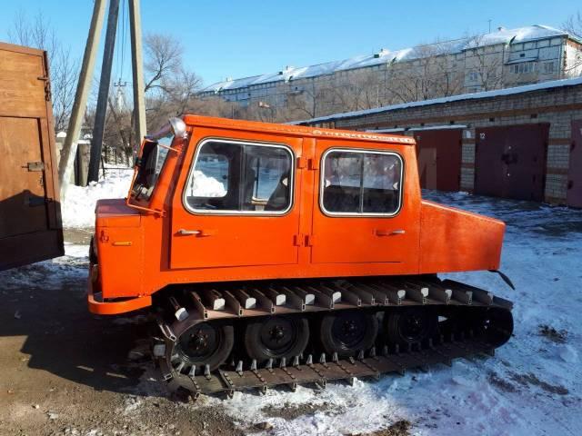 Ohara SM20D. Снегоболотоход SM20D с ПСМ, 2 000кг.