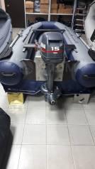 Лодка Флагман DK390IJET новая