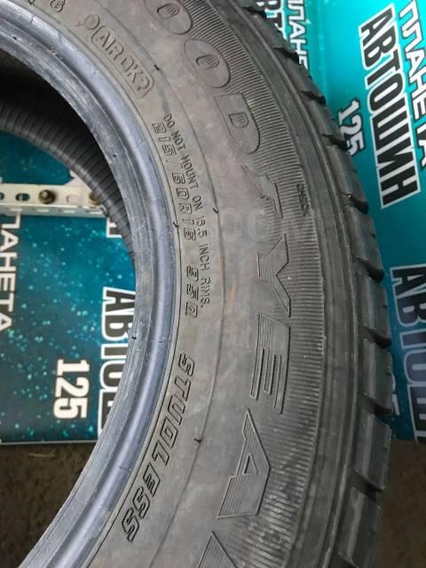 Goodyear Ice Navi Zea II. зимние, без шипов, 2015 год, б/у, износ 5%. Под заказ