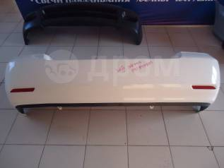 Бампер задний Toyota Corolla NZE121 1NZFE 3mod
