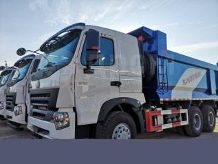 Howo A7. Продается самосвал 6x4 U-образный кузов, 9 726куб. см., 25 000кг., 6x4