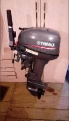 Лодочный мотор Yamaha 9.9-15 состояние на отлично