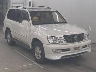 Toyota Land Cruiser Cygnus, 2001