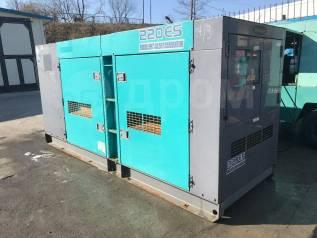 Дизельная электростанция/Генератор Denyo DCA220 ESМ Без пробега по РФ.