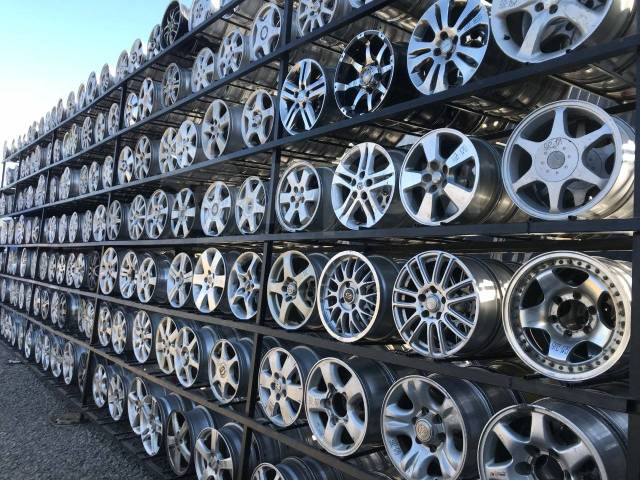 Литые диски шины