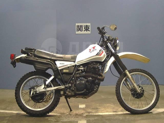 Yamaha XT 400. 400куб. см., исправен, птс, без пробега. Под заказ