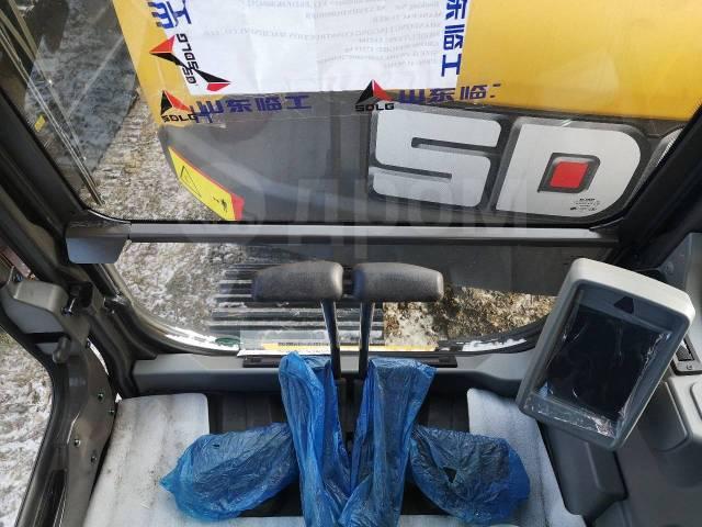 SDLG E6300F. Экскаватор гусеничный во Владивостоке., 1,50куб. м.