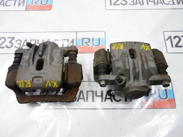 Суппорт тормозной задний левый Subaru XV GP7 2014 г 26692SG010