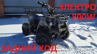 Grizzly 800W Электро, 2019