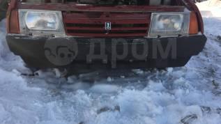 Бампера ВАЗ-2108 / 2109 / 21099