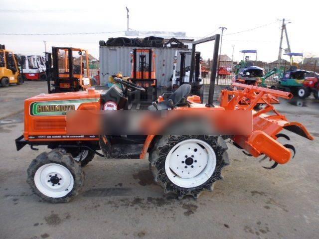Hinomoto. Мини-трактор N179D, В рассрочку