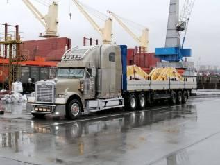 Длинномеры, площадки, бортовые грузовики по городу и краю