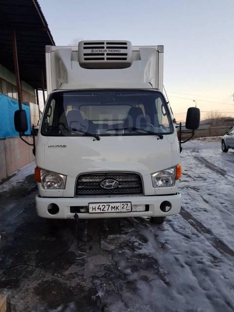 Hyundai Mighty. Продаётся грузовик , 3 907куб. см., 3 500кг., 4x2
