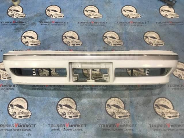 Бампер. Toyota Mark II, GX81, JZX81, LX80, LX80Q, MX83, SX80 1GFE, 1GGE, 1JZGE, 2LT, 4SFE, 4SFI, 7MGE