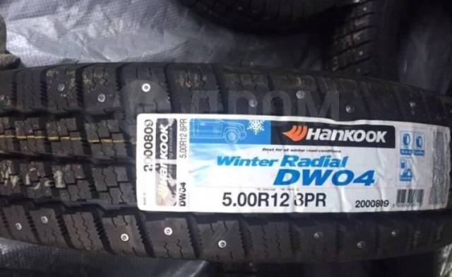 Hankook Winter, 5.00 R12 83/81P 12С 12LT