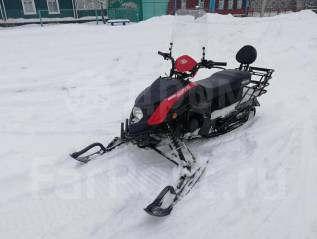 Cнегоход Snow Fox 200, 2018. исправен, без псм, с пробегом