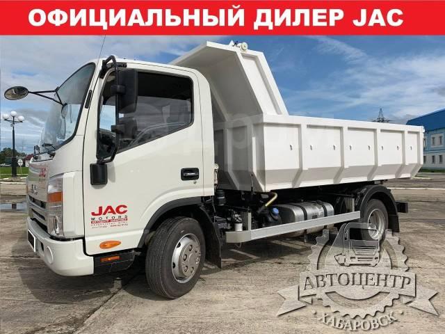 JAC N80. Самосвал 6 м3, новый, гарантия 3 года, 3 700куб. см., 5 130кг., 4x2. Под заказ