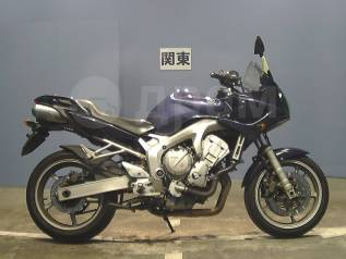Yamaha FZ6 FAZER, 2005