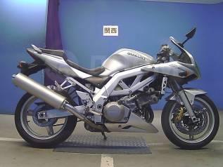 Suzuki SV1000S, 2003