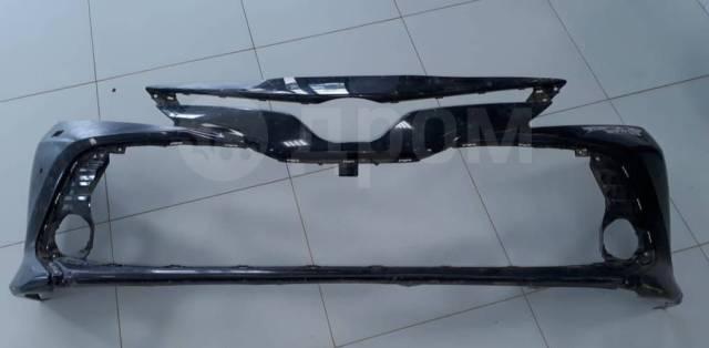 Бампер. Toyota Camry, ASV70, AXVA70, AXVH70, GSV70, MXV70. Под заказ
