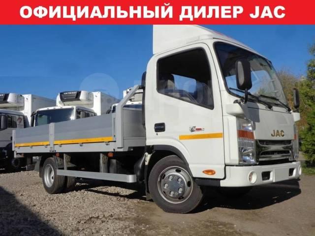 JAC N56. Бортовой грузовик с гарантией 3 года, 2 800куб. см., 3 500кг., 4x2
