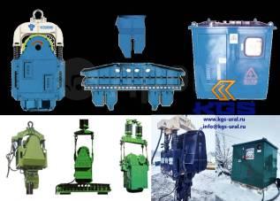Электрический вибропогружатель DZJ-150