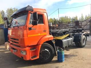 КамАЗ 43253. Тросовый мультилифт МСК Камаз 43253, 6 700куб. см. Под заказ