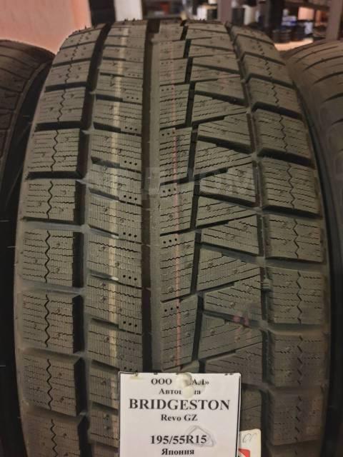 Bridgestone Blizzak Revo GZ, 195/55R15