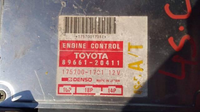Блок управления ДВС. Toyota Carina, ST170, ST170G Toyota Corona, ST170 4SFI