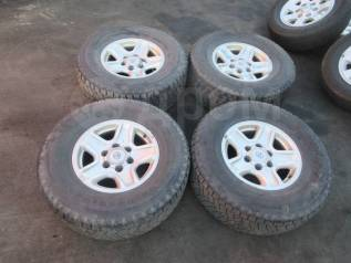 Комплект зимних колес на литье. Без пр. по РФ 275/70/16 R-401