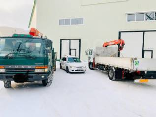 * Услуги грузовика 8 т с краном, эвакуатор - манипулятор