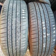 Bridgestone Turanza ER33. летние, 2013 год, б/у, износ 10%