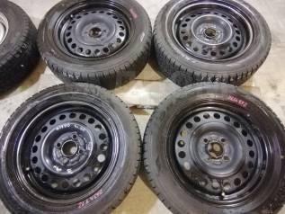 Колеса 185/60R15 4x100 5.5J ET40 4 шт
