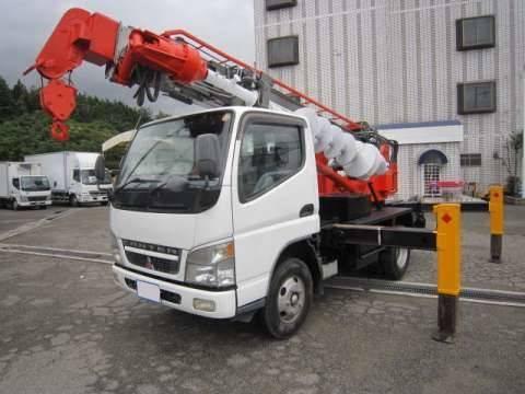 Mitsubishi Fuso Canter. Бурилка Aichi 502 Mitsubishi Canter, 5 200куб. см., 3 000кг. Под заказ