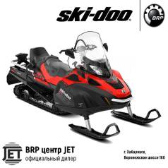 Снегоход BRP Ski-Doo Skandic WT 550F, 2019