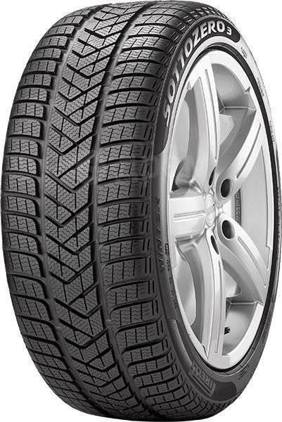Pirelli Winter Sottozero 3, 225/40 R19 Run Flat 93H XL