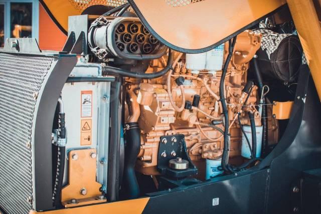 Liugong CLG. Экскаватор-погрузчик LiuGong 775A, 1,00куб. м. Под заказ