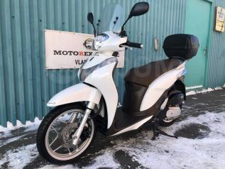Honda Sh Mode 125, 2014. 125куб. см., исправен, птс, без пробега