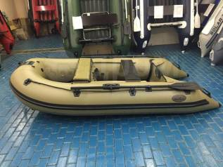 Моторная лодка ПВХ Badger Duck Line 300 AL