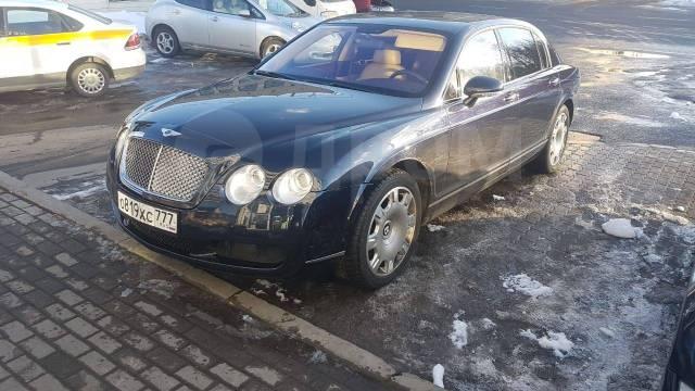 Бампер. Bentley Continental GT Bentley Flying Spur