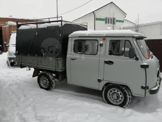 УАЗ-39094 Фермер. УАЗ Фермер 2015 гв, 2 700куб. см., 1 000кг., 4x4