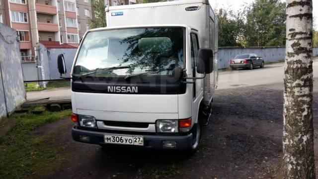 Nissan Atlas. Продается грузовик Nissan-Atlas, 3 200куб. см., 1 650кг., 6x4