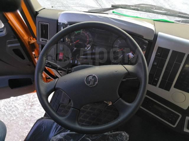 Shaanxi Shacman SX3258DR384. Самосвал Shacman 6x4 SX3258DR384, F2000 (новая кабина), 25 000кг., 6x4