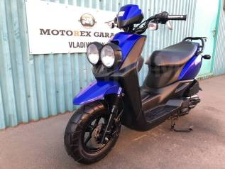 Yamaha BWS 50. 49куб. см., исправен, без птс, без пробега