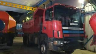 Scania R124. Самосвал , 25 000кг., 4x2