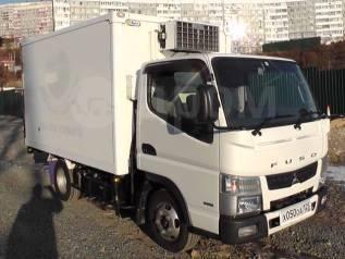 Mitsubishi Fuso Canter. Рефрижератор Mitsubishi Canter 2016г., 3 000куб. см., 2 000кг., 4x2
